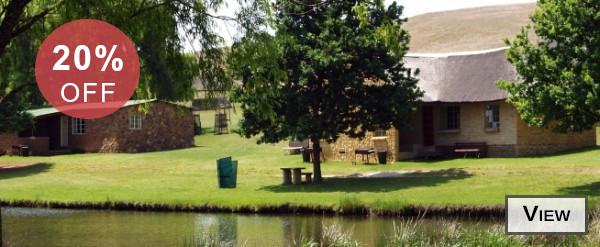 Elandskloof Trout Farm / Forel Plaas
